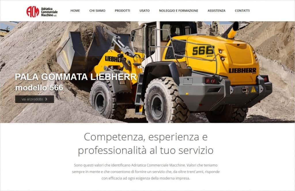Adriatica Commerciale Macchine 1