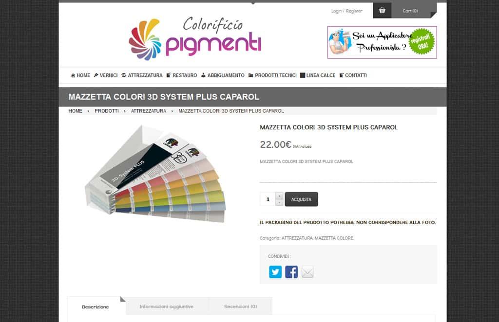 Colorificio Pigmenti 02