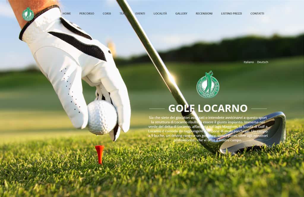 Golf Locarno 1