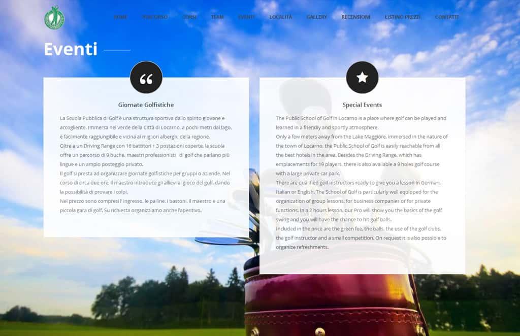 Golf Locarno 2