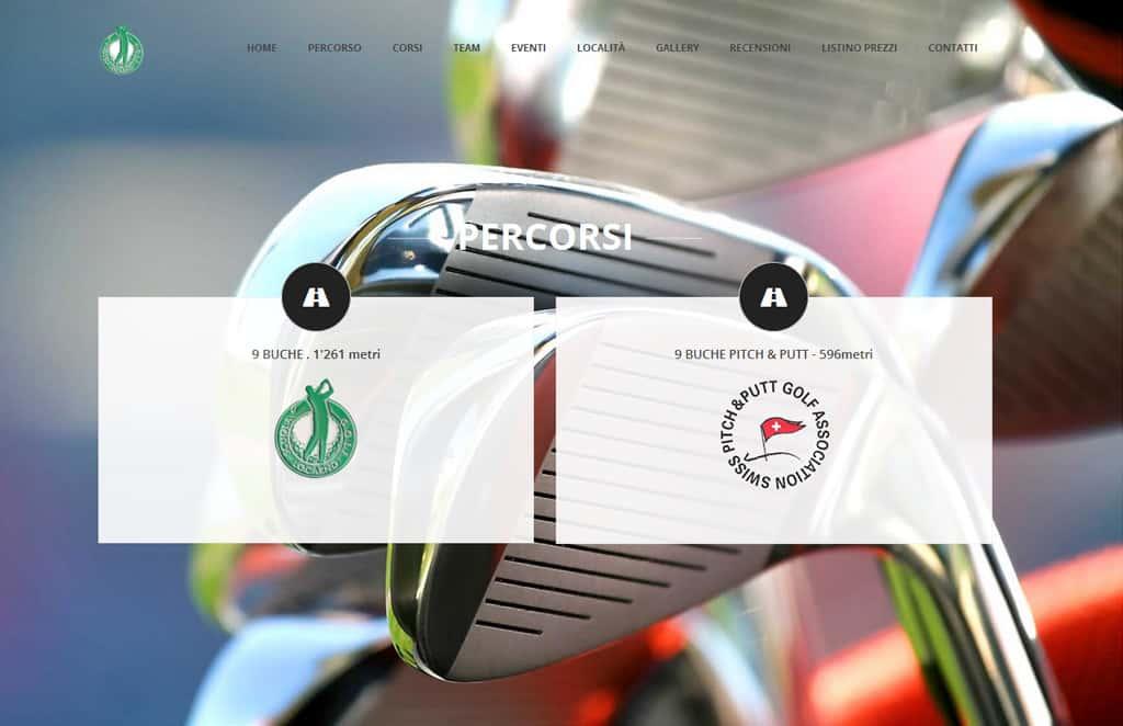 Golf Locarno 3