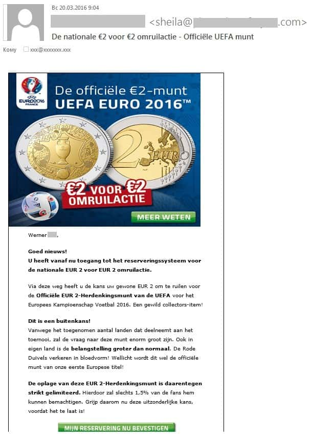 moneta-commemorativa-euro-2016-spam