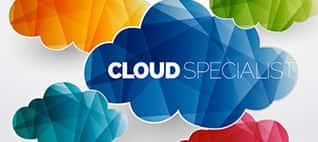 logo cloud specialist